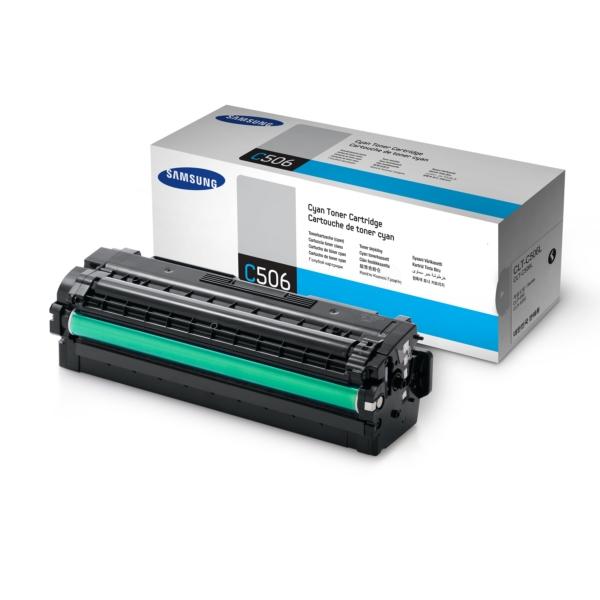 Samsung CLT-C506S/ELS (C506) Toner cyan, 1.5K pages