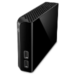 Seagate Backup Plus Hub external hard drive 4000 GB Black