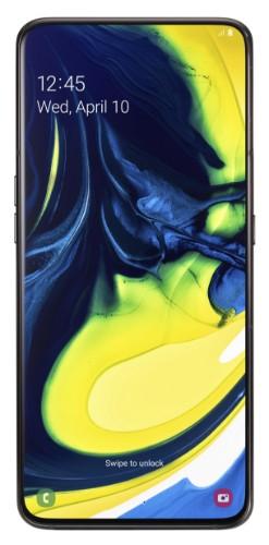 "Samsung Galaxy SM-A805F 17 cm (6.7"") 8 GB 128 GB Dual SIM 4G Black 3700 mAh"