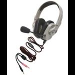 Ergoguys Califone HPK-1530 Beige,Black Circumaural Head-band headphone