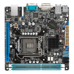 ASUS P9D-I Intel C222 Socket H3 (LGA 1150) Mini ITX server/workstation motherboard