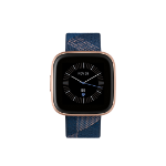 "Fitbit Versa 2 smartwatch AMOLED 3.55 cm (1.4"") Black,Gold"