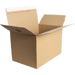 Fellowes 7374801 package Packaging box Brown 1 pc(s)