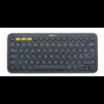 Logitech K380 Bluetooth AZERTY French Grey keyboard