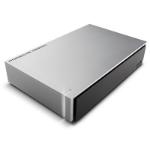 LaCie Porsche Design Desktop Drive 8000GB Black,Grey external hard drive