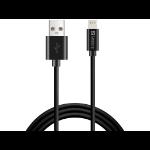 Sandberg USB>Lightning MFI 1m Black
