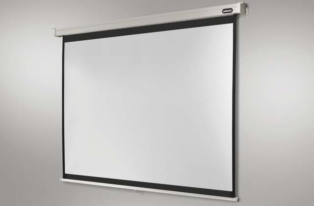 Celexon 1090041 4:3,16:9 Black,White projection screen