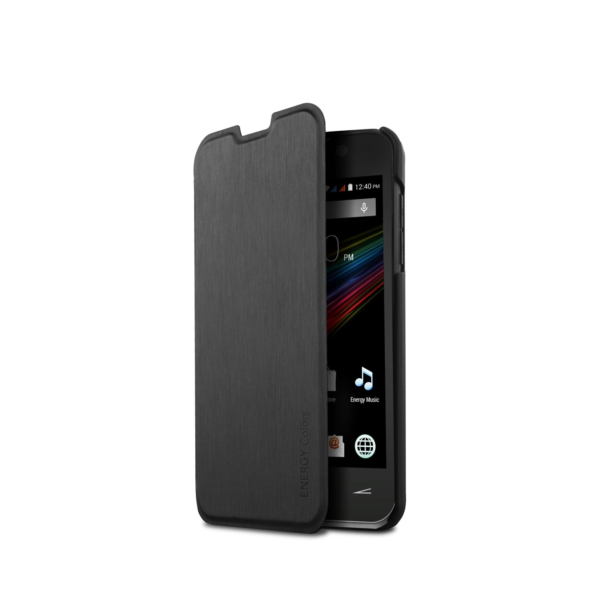 Energy Sistem 422920 funda para teléfono móvil Folio Negro