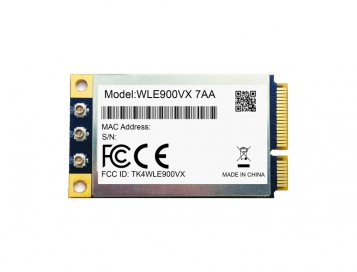 Wle900vx Atheros Qca9880 Mini Pci-e 802.11ac 1.3gbps 3x3 Mimo 2.4GHz 5GHz