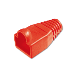 ASSMANN Electronic A-MOT/R 8/8 cable protector Red