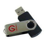 Shintaro 4GB Rotating Pocket Disk USB2.0