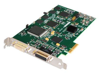 Datapath VISIONSD4+1S Internal PCIe video capturing device