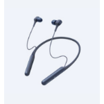 Sony WIC600NL headphone Intraaural Head-band,In-ear Blue