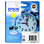 Epson C13T27044012 (27) Ink cartridge yellow, 300 pages, 4ml