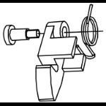 Datamax-Oneil LOCKING HOOK KIT