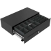 Cash Bases MICRO-0158 Plastic,Steel Black cash box tray