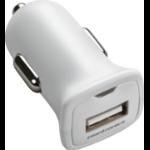 Plantronics 89110-02 Auto White mobile device charger
