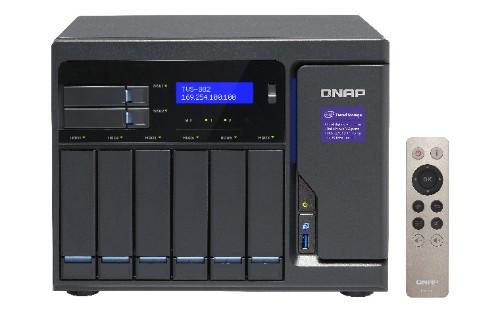QNAP TVS-882 Ethernet LAN Tower Grey NAS
