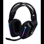 Logitech G G733 Headset Head-band Black Bluetooth