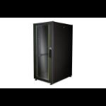 Digitus DN-19 26U-6/8-DB rack cabinet Freestanding rack Black