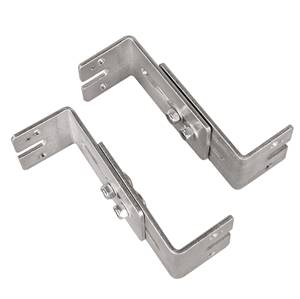 CONEN Adjustable Stand Off Wall Brackets (pair)