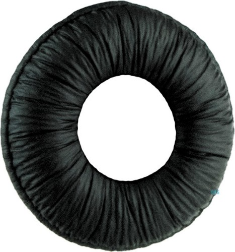 Jabra 14101-02 headphone pillow Black Leatherette 10 pc(s)