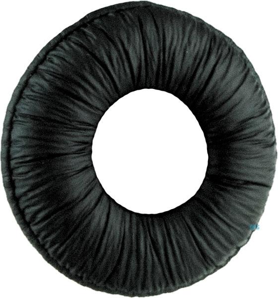 Jabra 14101-02 almohadilla para auriculares Negro Polipiel 10 pieza(s)
