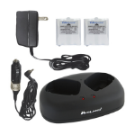 Midland AVP-6 Auto,Indoor Black mobile device charger