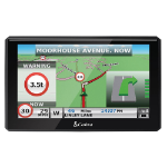 "Cobra C8500 Handheld/Fixed 7"" LCD Touchscreen Black"