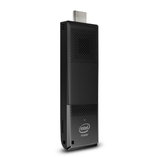 Intel STK1A32SC 1.44 GHz Atom x5-Z8300 USB Black No
