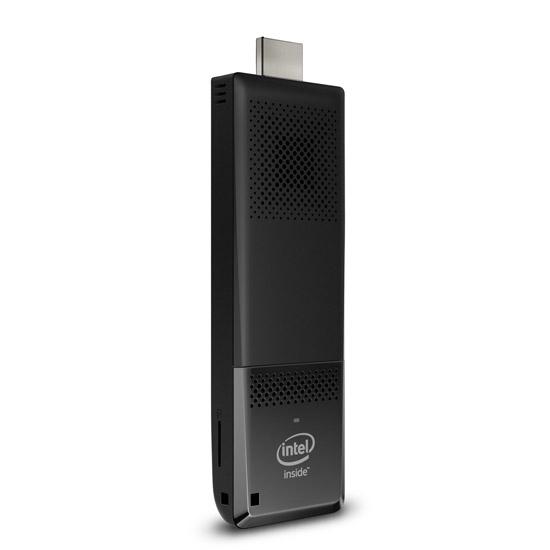 Intel STK1A32SC 1.44 GHz Atom x5-Z8300 USB Black No