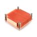 AKASA Intel P4 LGA 775 & 1156 Low profile cooler - passive