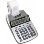 Canon P23-DTS Pocket Printing Silver calculator