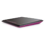 Belkin Laptop CushDesk Espresso / Fuchsia - F8N143EAESF F8N143eaESF