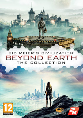 Nexway Sid Meier's Civilization: Beyond Earth - The Collection, PC vídeo juego Complete Español