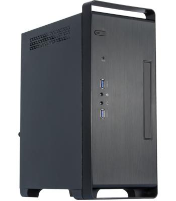 Chieftec BT-04B-U3 Mini-Tower 250W Black computer case