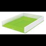 Leitz 53611054 file storage box Polystyrene (PS) Green, White