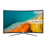 "Samsung UE55K6300AK 55"" Full HD Smart TV Wi-Fi Titanium"