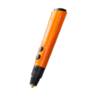 XYZprinting da Vinci 0.8mm Black, Orange 3D pen