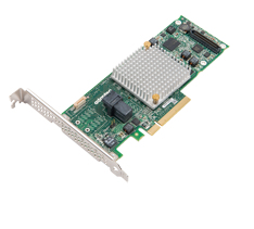 Microsemi 8405E RAID controller PCI Express x8 3.0 12 Gbit/s