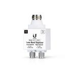 Ubiquiti Networks AF-11-DUP-L fibre optic adapter Silver,White 1 pc(s)