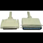 Cables Direct SS-301 SCSI cable Beige External 1 m 68-p Centronics C50