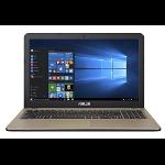 "ASUS VivoBook X540YA-XX016T 1.5GHz E1-7010 15.6"" Black,Chocolate"