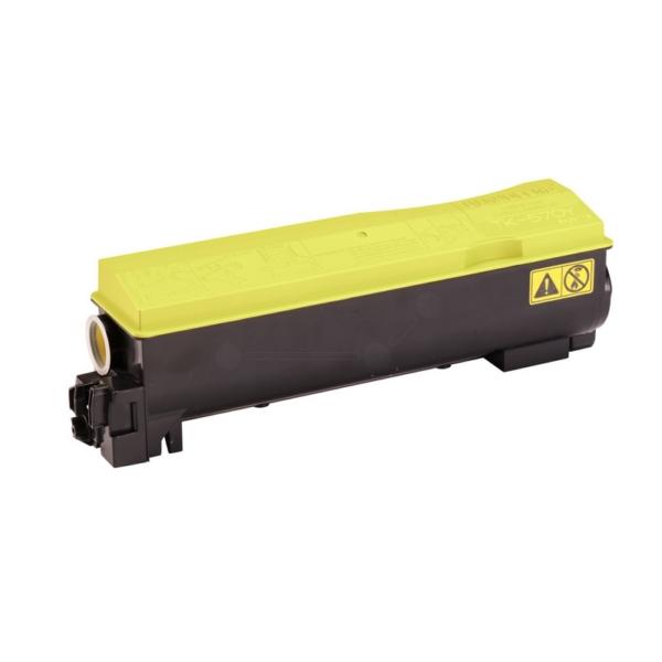 Kyocera 1T02HGAEU0 (TK-570 Y) Toner yellow, 12K pages