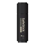 DataLocker SS008M USB flash drive 0.128 GB USB Type-A 3.0 (3.1 Gen 1) Black