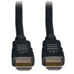 Tripp Lite High Speed HDMI Cable with Ethernet, Ultra HD 4K x 2K, Digital Video with Audio, In-Wall CL2-Rated (M/M), 3.05 m