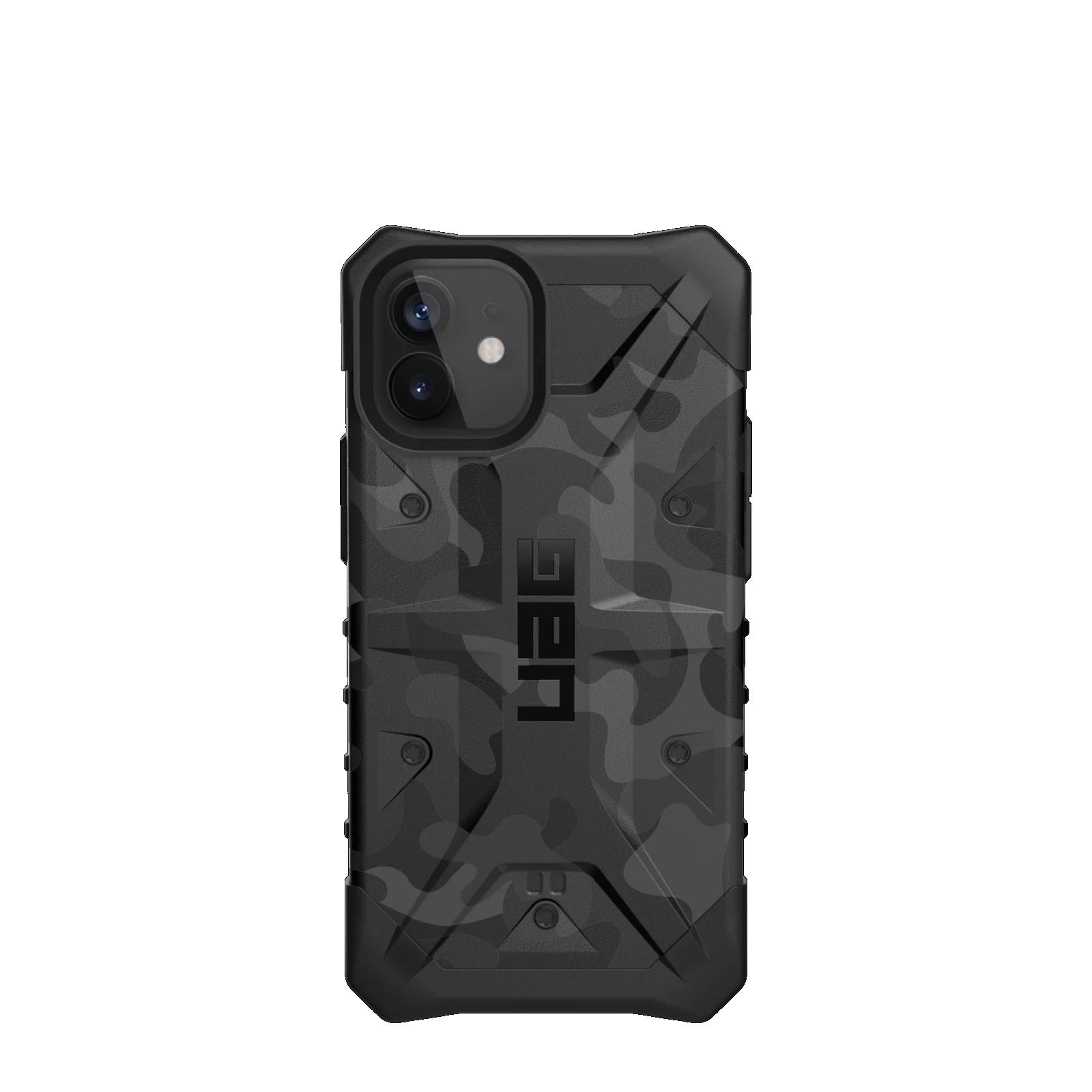 "Urban Armor Gear Pathfinder SE funda para teléfono móvil 13,7 cm (5.4"") Negro, Gris"