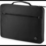 """HP 13.3 Business Sleeve notebooktas 33,8 cm (13.3"""") Opbergmap/sleeve Zwart"""