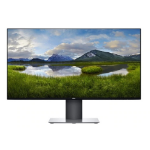 "DELL UltraSharp U2719DC computer monitor 68.6 cm (27"") Quad HD LED Flat Matt Black,Silver"