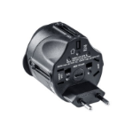 CyberPower TRA1A2 power plug adapter Black
